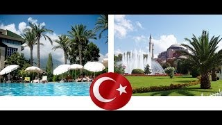 Смотреть видео на майские в Турцию