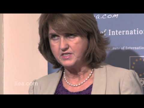 Joan Burton T.D. - Ireland in 2015 - Recovery, Shared Prosperity and our Relationship with Europe