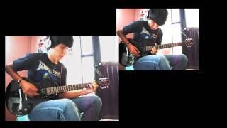 Barón rojo - Los rockeros van al infierno - Guitar cover