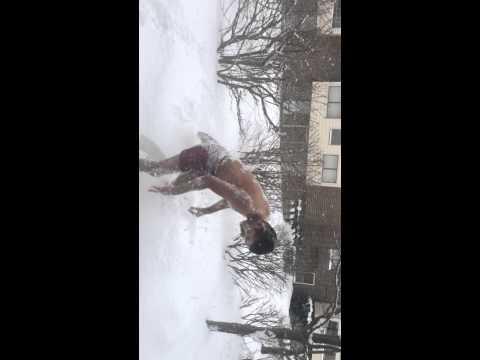 Winter in Ohio #Snowfall