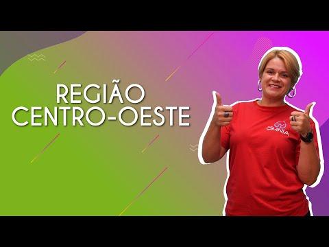 Região Centro-Oeste - Brasil Escola