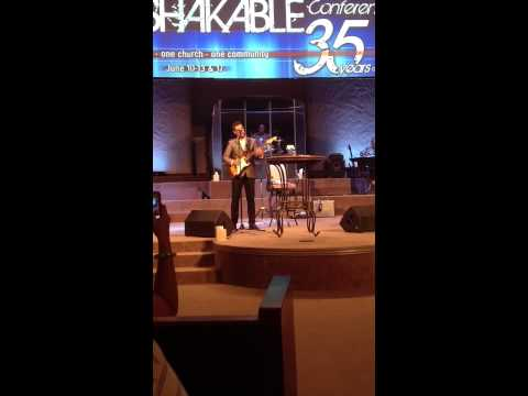 Jason Crabb Sings The Blues Jesus On The Mainline LIVE