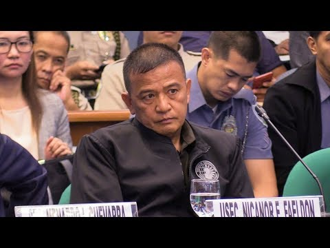 Faeldon insists: There's no release order for Sanchez