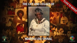 94 Year Old Interview: Mrs. Martha Lou Shinal