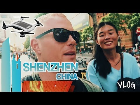 SHENZHEN CHINA..VLOG!! 🇨🇳 The Silicon Valley of Manufacturing | Future City Asia Travel Sourcing