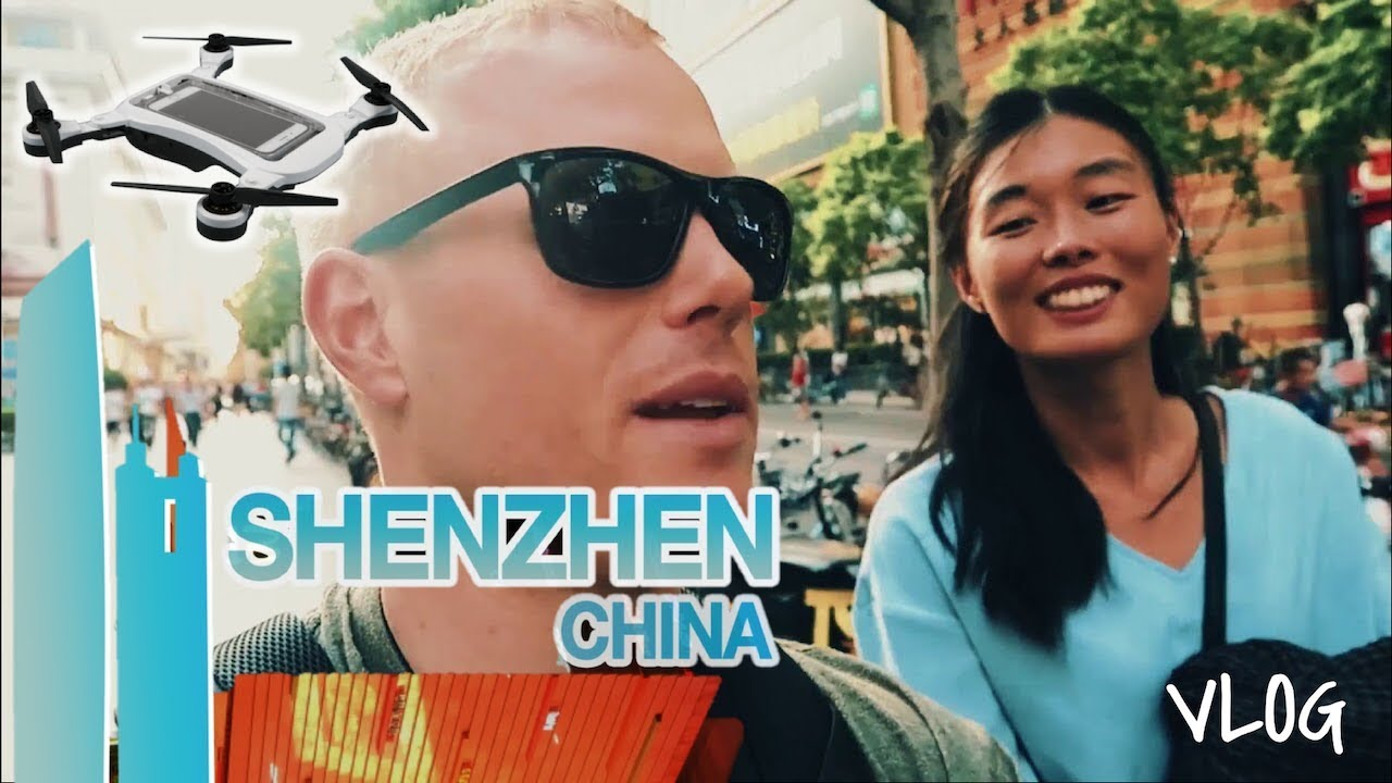 SHENZHEN CHINA..VLOG!! ?? The Silicon Valley of Manufacturing | Future City Asia Travel Sourcing
