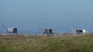 Dans le marais breton et à Moutiers en Retz