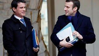 Fransa'da eski Başbakan Valls, kendi partisinin cumhurbaşkanı adayını desteklemeyecek
