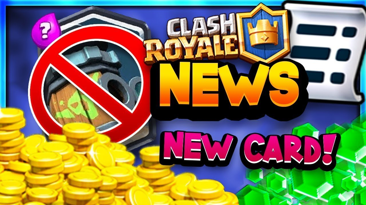 NEWS: New Card THIS Week, Who GEMS the MOST in CR?, CRL Asia Finals Winner! Video
