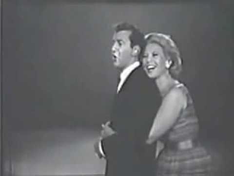 Dinah Shore & Bobby Darin - Medley