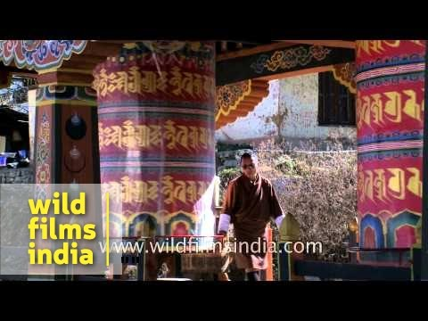 Kyichu Lhakhang -  one of the most sacred shrines of Bhutan