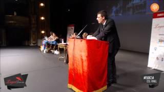 Финал Чемпионата Европы по парламентским дебатам 2014 г. в категории ESL(, 2015-09-09T19:59:50.000Z)