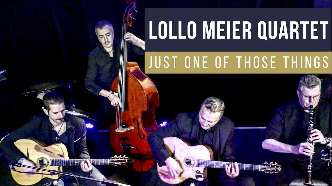 Lollo Meier Quartet - Just One Of Those Things