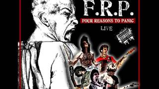 Creative Crimes / F.R.P. Live - Four Reasons to Panic !!