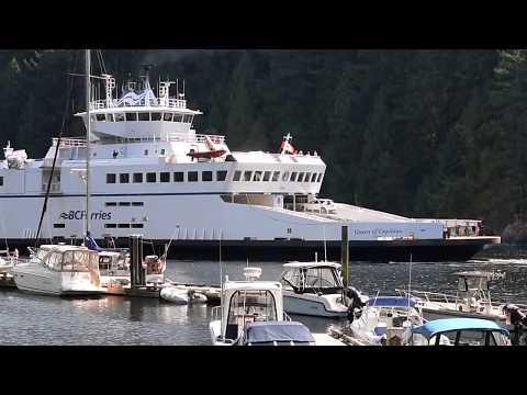 The Bowen Island Marina For Sale