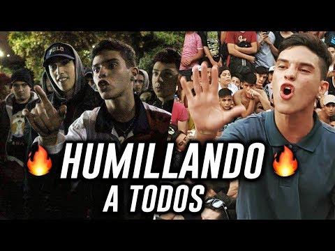 DANI HUMILLANDO A TODOS !! #GallosModoDios [0% RELLENO]