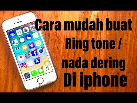 3 cara mudah buat ringtone iphone dengan lagu favoritmu, Dulu hanya android yang bisa kita buat ring.