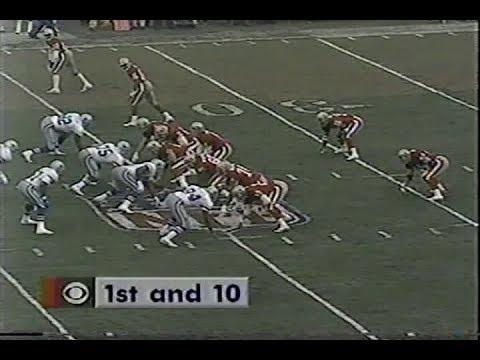 1992 NFC Championship Game Dallas at San Francisco 1 17 1993