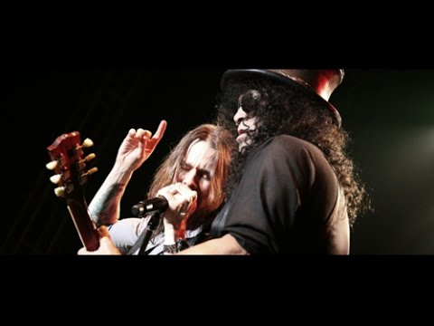 Slash – Anastasia – Live from Poland Katowice HD Multicam
