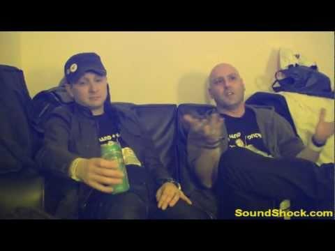 Kommand + Kontrol Interview with DJ VIRUS & TERMINAL at SoundShock.com