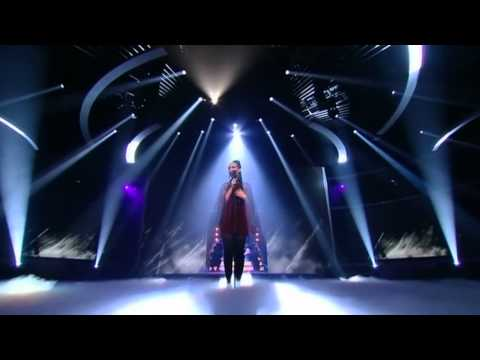 Rebecca Ferguson sings Wicked Game - The X Factor Live show 4 (Full Version)