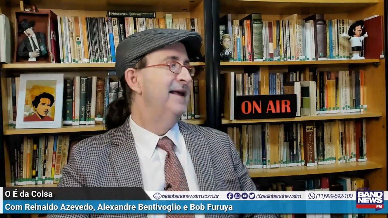 Download Reinaldo Azevedo: TSE desmoraliza de novo acusação feita por Bolsonaro