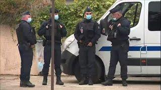 Assassinat de Samuel Paty : ce que l'on sait des suspects