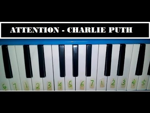 Pianika Attention - Charlie Puth ( Cover)