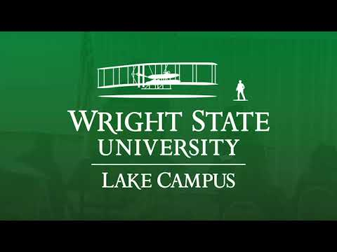 Wright State University Lake Campus Commencement, April 29, 2021, 5pm