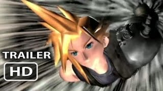 Final Fantasy VII Trailer HD (2012)