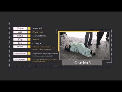 Caught on Camera: Israel's extrajudicial killings