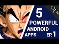 5 POWERFUL Android Apps #1
