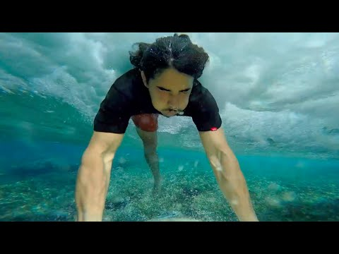 Surfing Siargao Island (cloud 9)