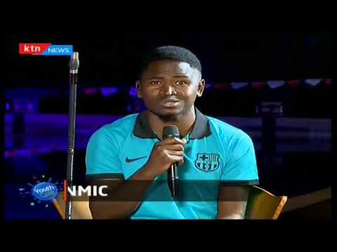 #YouthCafe: Sports and Young People; Open Mic