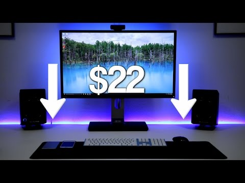 BEST RGB LED Strip for $20!?