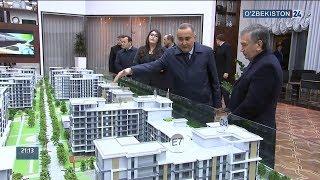 «Tashkent City» – Президент эътиборидаги лойиҳа