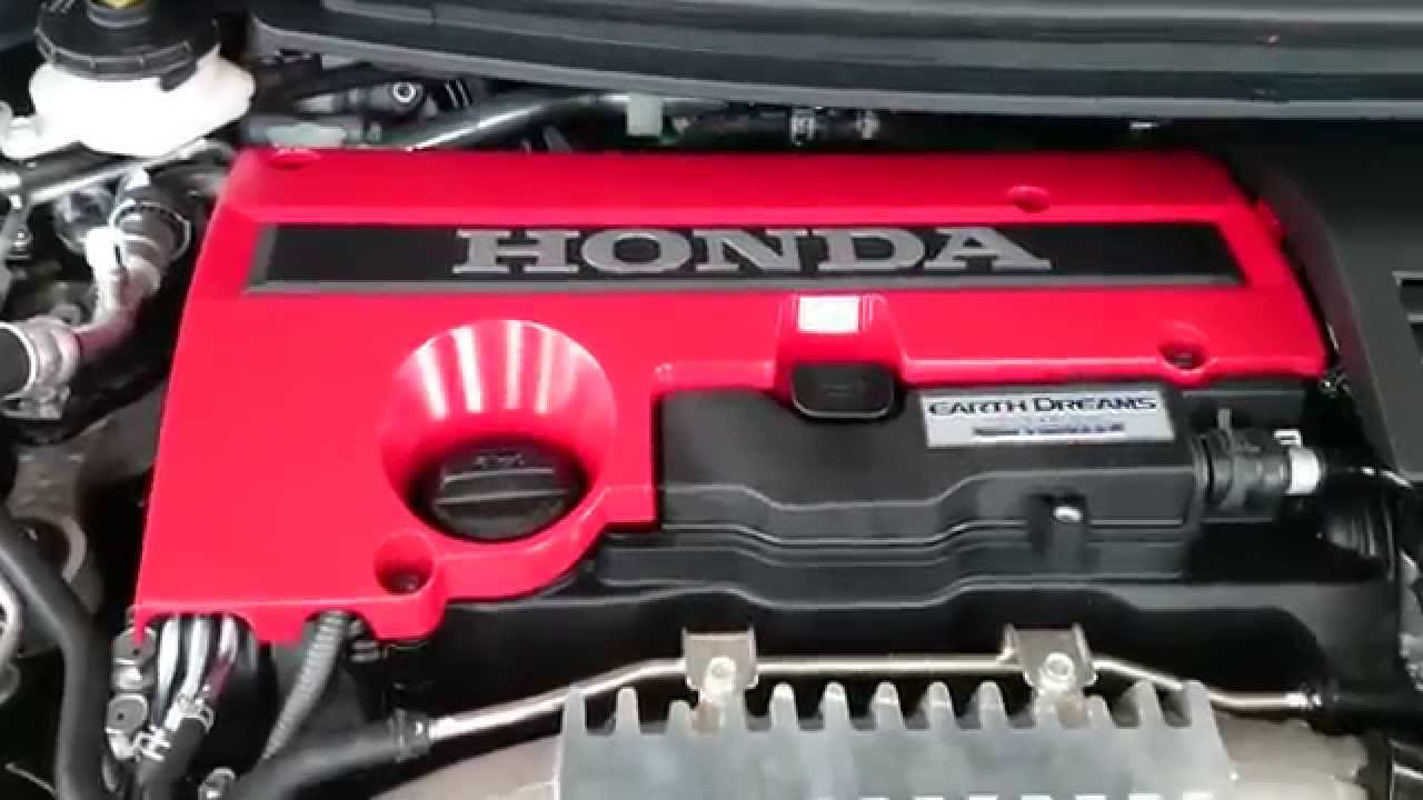 honda civic type r gt 2015 engine bay youtube. Black Bedroom Furniture Sets. Home Design Ideas