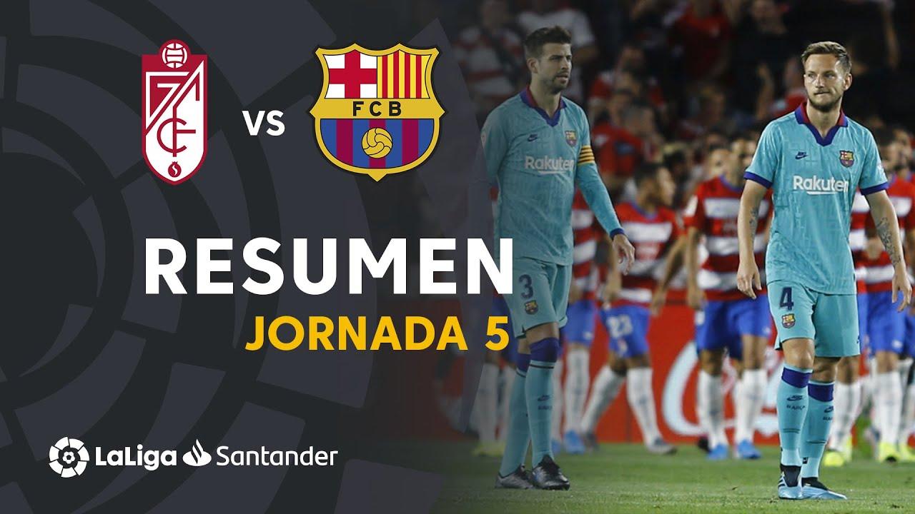 La Liga Roundup Messi Barcelona Stunned By Inspired