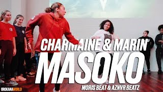 Скачать Charmaine Marin OrokanaFriends XL Workshops Afro Choreography