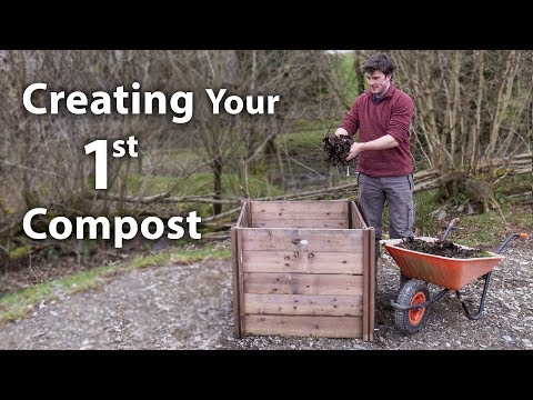 Making Compost When You're New to Composting (How-to)
