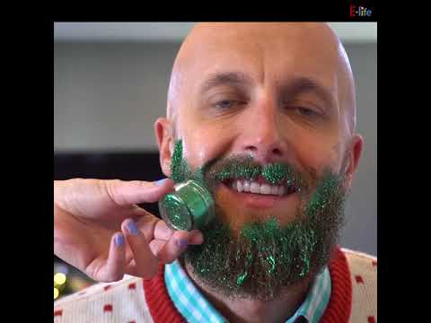 Big Mike - Merry Christmas Beard
