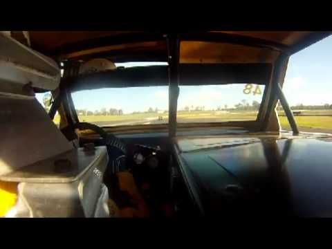 Ryan Cochran in the #48 Oz Truck at Queensland Raceway
