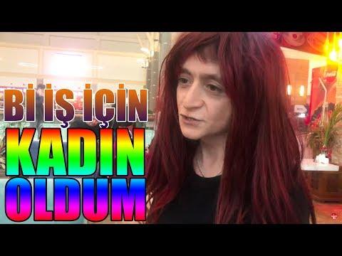 İŞ İÇİN KADIN OLDUM !!! / Emre Gül Yeni Video