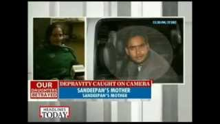 Reporter eve-teasing case: Mom of depraved youth won't mind him being bashed up