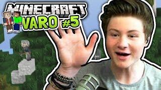 Minecraft VARO #5 | ICH SEHE DICH! | Dner