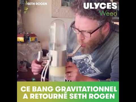 Ce bang gravitationnel a retourné Seth Rogen