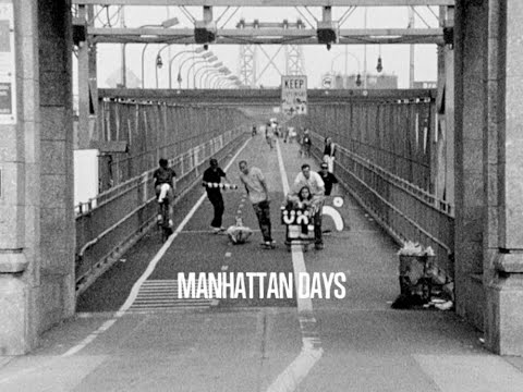 Manhattan Days - A film by Pontus Alv for Converse Cons