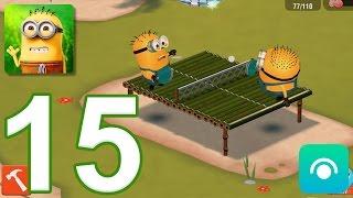 Minions Paradise - Gameplay Walkthrough Part 15 - Level 14 (iOS, Android)