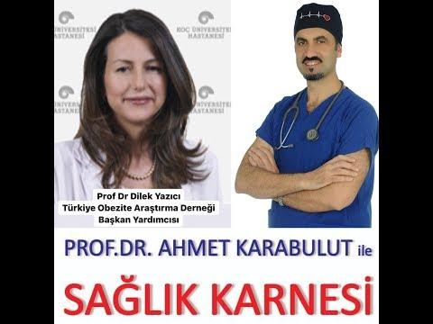 ŞİŞMANLIK - OBEZİTE İLE NASIL MÜCADELE EDİLİR? - PROF DR DİLEK YAZICI - PROF DR AHMET KARABULUT