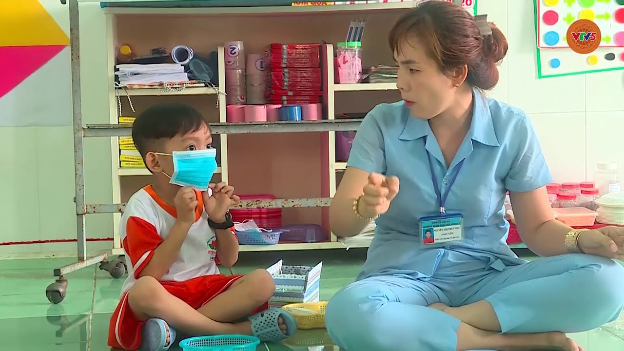 NÂNG CAO NHẬN THỨC PHÒNG CHỐNG COVID TRONG TRƯỜNG HỌC | VTV5